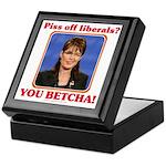 Sarah Palin You Betcha Keepsake Box