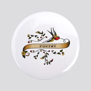 """Poetry Scroll 3.5"""" Button"""