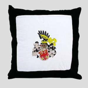 tirol Throw Pillow
