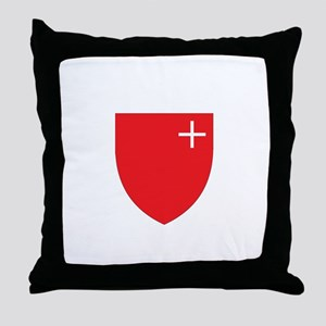 schwyz region Throw Pillow