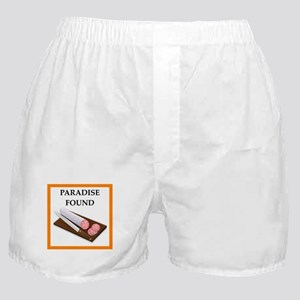 Meat joke Boxer Shorts
