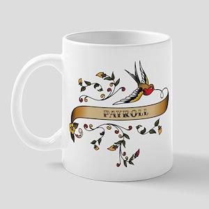 Payroll Scroll Mug