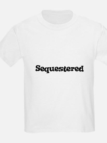Sequestered Kids T-Shirt