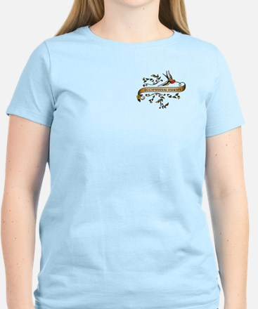 Occupational Therapy Scroll Women's Light T-Shirt