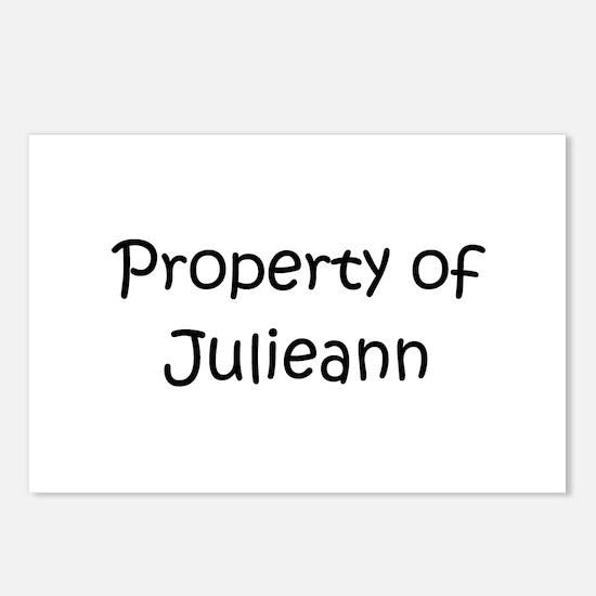 Cute Julieann Postcards (Package of 8)