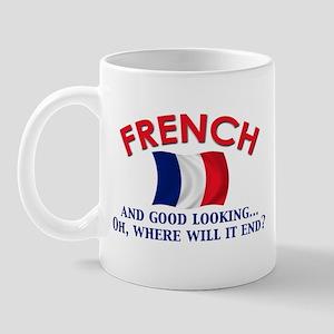 Good Lkg French 2 Mug