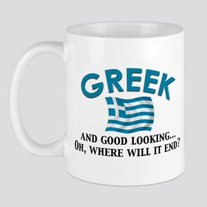 Good Lkg Greek 2 Mug