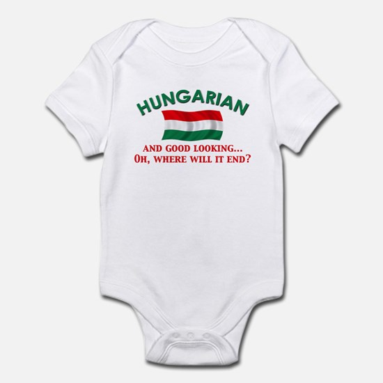 Good Lkg Hungarian 2 Infant Bodysuit