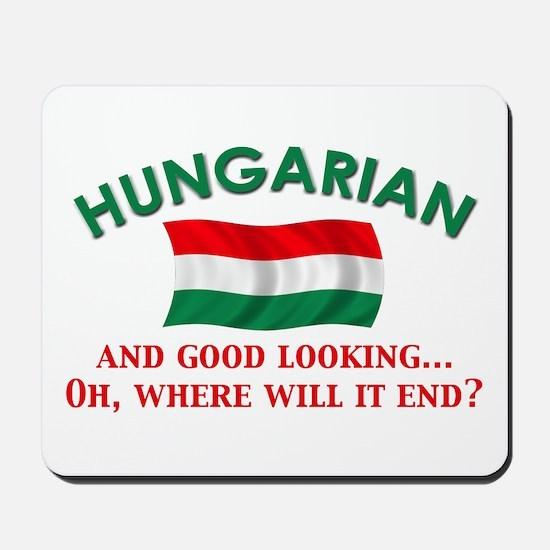 Good Lkg Hungarian 2 Mousepad