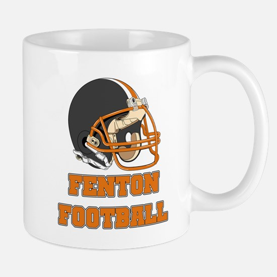 Fenton Football Mug