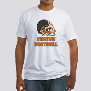 Fenton Football Fitted T-Shirt