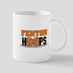 Fenton Basketball Mug