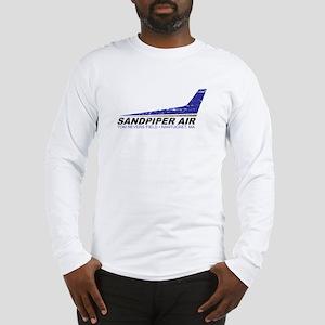 Sandpiper Air Distress Long Sleeve T-Shirt