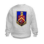 USS DUNCAN Kids Sweatshirt