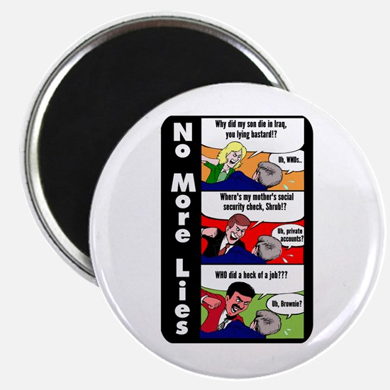 Fight Back Magnet