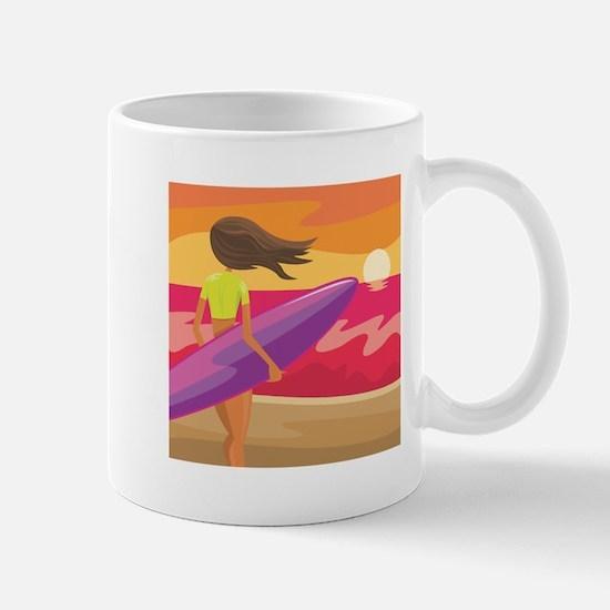 Surf Scape Mug