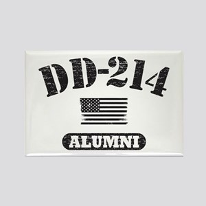 DD 214 Alumni Magnets