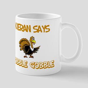 Kieran Says Gobble Gobble Mug