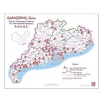 Guangdong Orphanage Map Small Poster (v1.6) 16x20