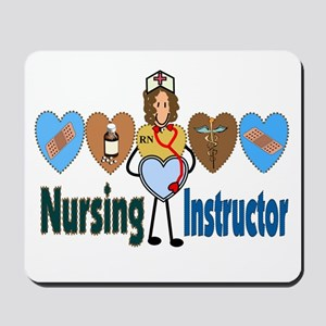 Nursing Instructor Mousepad