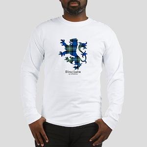 Lion-SinclairUlbster Long Sleeve T-Shirt
