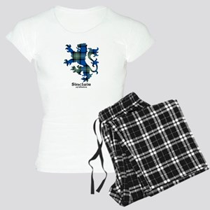 Lion-SinclairUlbster Women's Light Pajamas