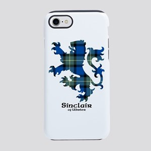 Lion-SinclairUlbster iPhone 8/7 Tough Case