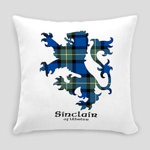Lion-SinclairUlbster Everyday Pillow