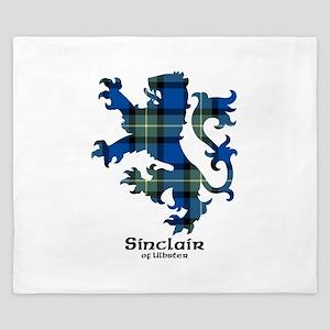 Lion-SinclairUlbster King Duvet