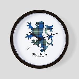 Lion-SinclairUlbster Wall Clock