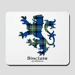 Lion-SinclairUlbster Mousepad