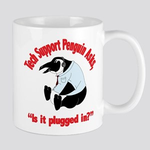 Tech Support Penguin - Restar Mug