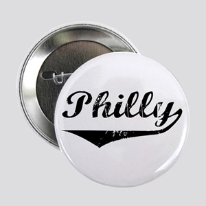 "Philly 2.25"" Button"