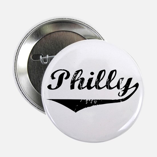"""Philly 2.25"""" Button"""