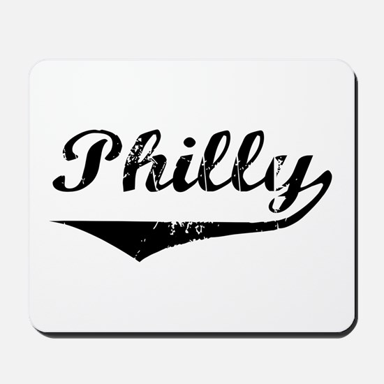 Philly Mousepad