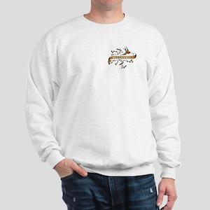 Formula One Scroll Sweatshirt