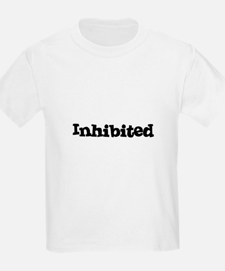 Inhibited Kids T-Shirt