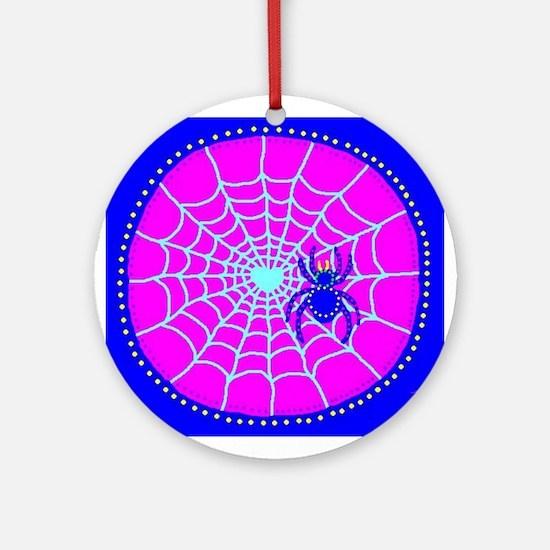 Spider Keepsake (Round)