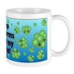 Keep the Germs Out of My Coffee Mug