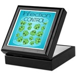 Infection Control Keepsake Box