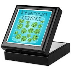 Infection Control Keepsake Box