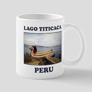 Lago Titicaca Peru Mug