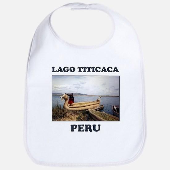 Lago Titicaca Peru Bib