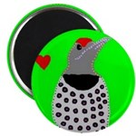 "Flicker 2.25"" Magnet (100 pack)"