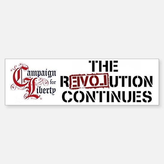 Campaign For Liberty Bumper Bumper Bumper Sticker