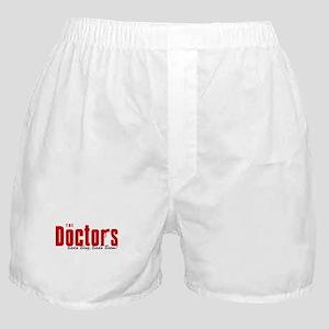 The Doctors Bada Bing Boxer Shorts