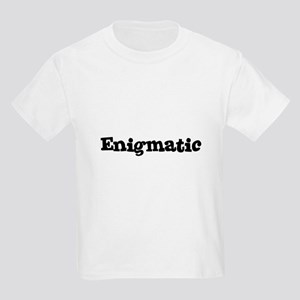 Enigmatic Kids T-Shirt