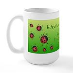 Infection Control Practitioner Large Mug