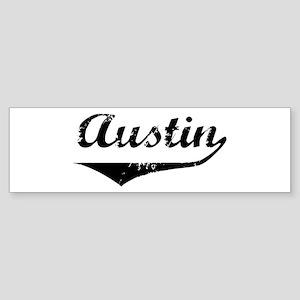 Austin Bumper Sticker