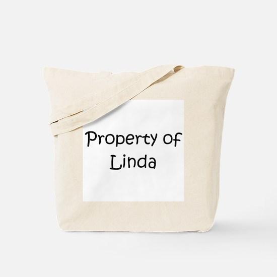 Cute Linda Tote Bag